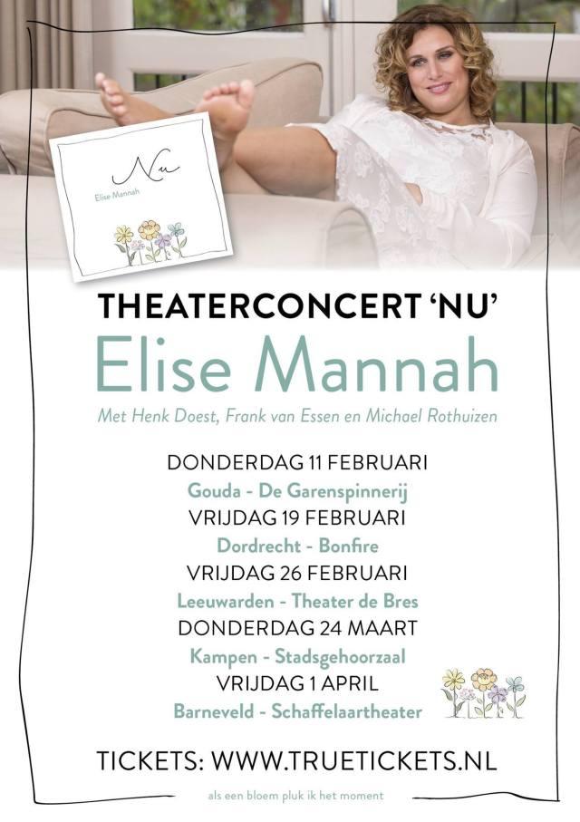 Flyer Elise Tour